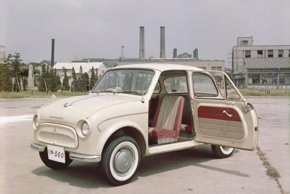 世界の名車<第136回>三菱自動車の歴史の第一歩「三菱・500」