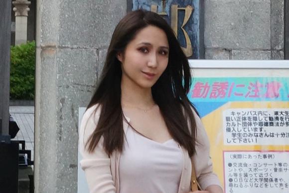 東大駒場キャンパスで学んだ歌姫