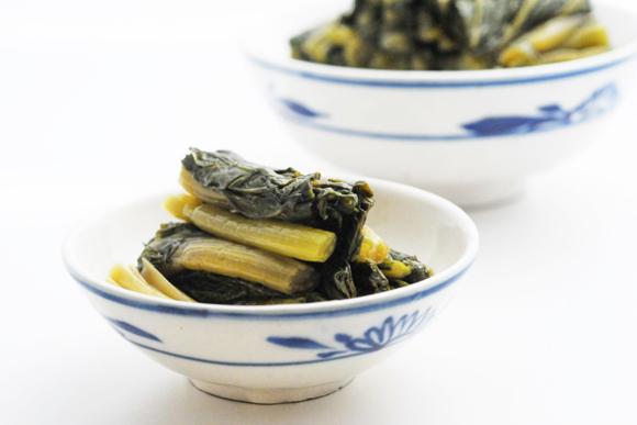 浅漬けから古漬けまで、とことん野沢菜を楽しむ喜び