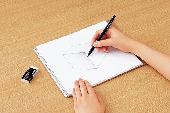 鉛筆のようなシャーペン
