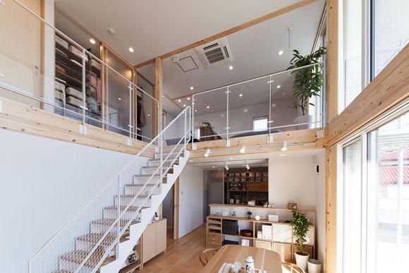 高性能と低価格を追求した無印良品の家