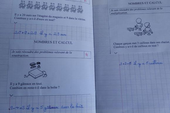フランスでは小学1年生から万年筆使い