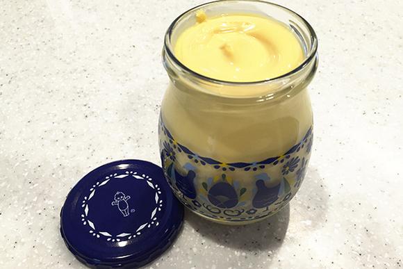 キユーピーが作った瓶入り超高級「卵を味わうマヨネーズ」