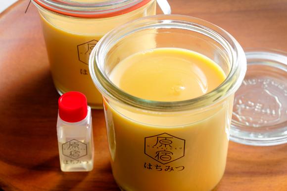 原宿で養蜂!?屋上で採ったハチミツで味わうプリン 二子山親方