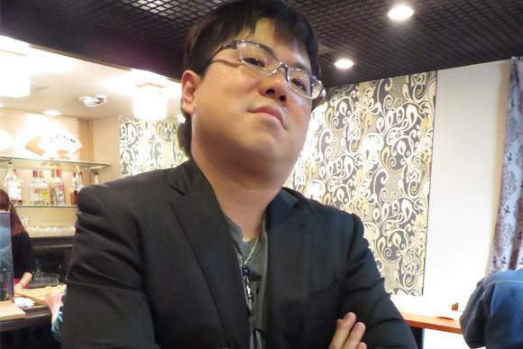 将棋界の異端児がバーテンダー「SHOGI-BAR」