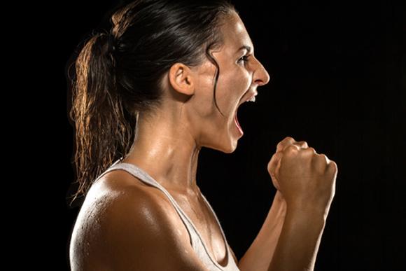 怒りの感情を前向きのエネルギーに変える