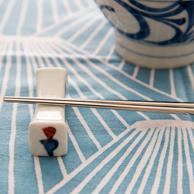 純チタン製 福井かつき箸 2膳セット