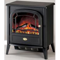 ディンプレックス 電気暖炉 クラブ ブラック