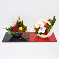 日比谷花壇 正月飾り花