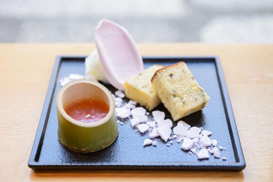 京の地で花開いた新しい御菓子
