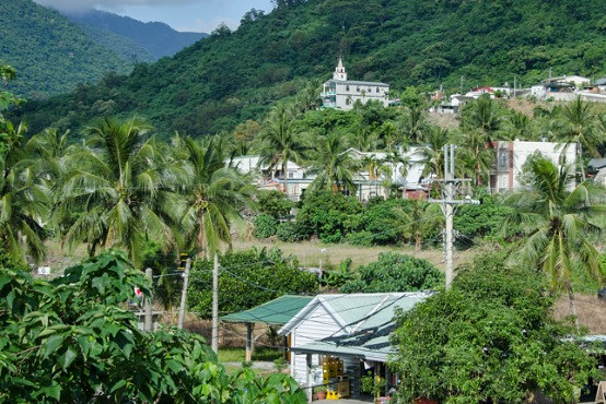 台東から金崙温泉への旅ー週末ちょっとディープな台湾旅4