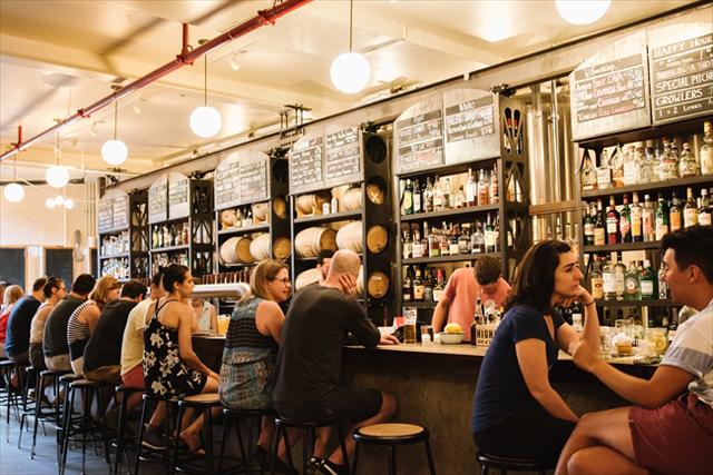 新しい銘柄が続々、クラフトビールで盛り上がるブルックリン