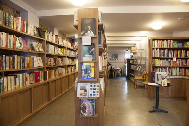 ニューヨークで本屋を味わう