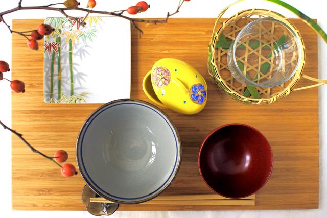 食卓彩る、こだわりの器 普段使い、和食器多様