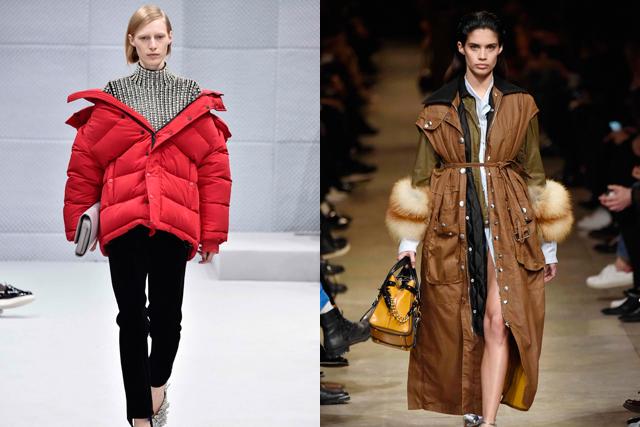 強さと女っぽさ、ゆるりと 秋冬トレンドは「オーバーサイズ」