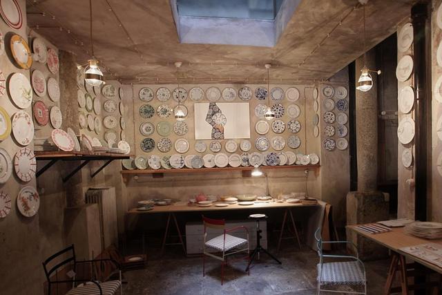 もう一つのぜいたく ミラノの隠れ家工房