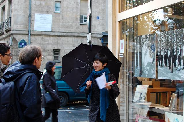 パリとフクシマをつなぐ写真展『TOKOYO』