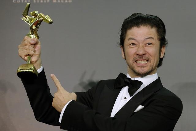 浅野忠信も受賞 「第10回アジア・フィルム・アワード」