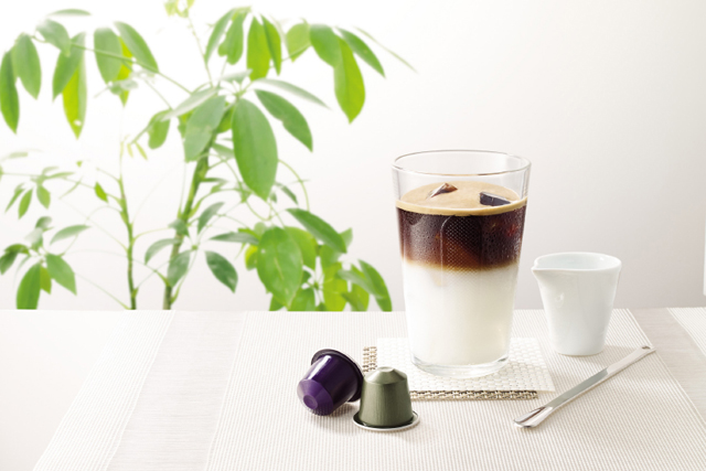 「ネスプレッソ」で楽しむ上質なアイスコーヒー