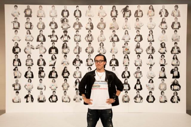 写真家レスリー・キーが映像も監督。ユーミンの名曲にのせて、160の著名人が東京2020を応援