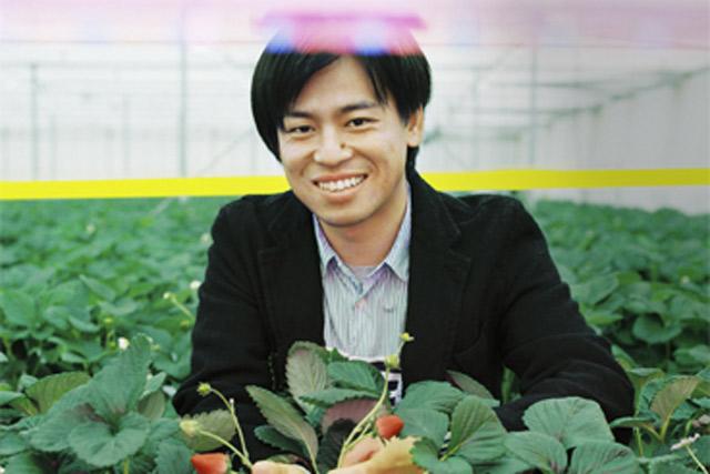 <39>農業で被災地を救うIT社長 岩佐大輝
