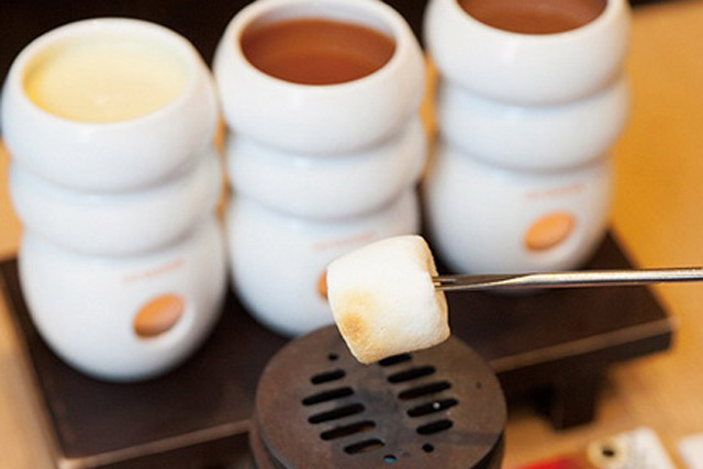 <1>チョコレートの魅力を再発見! ~MAX BRENNER CHOCOLATE BAR