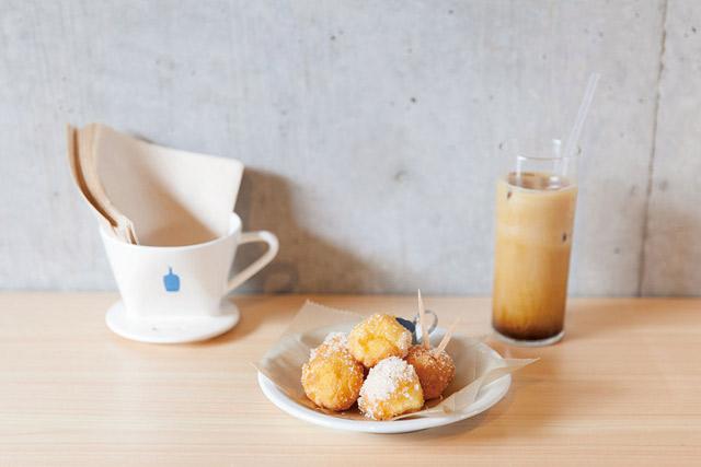 <3>続々と上陸中。東京カフェの進化は止まらない ~BLUE BOTTLE COFFEE 青山カフェ