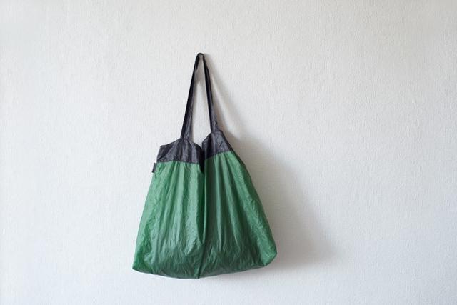 <10>登山にもお買い物にも。「シートゥサミットのショッピングバッグ」