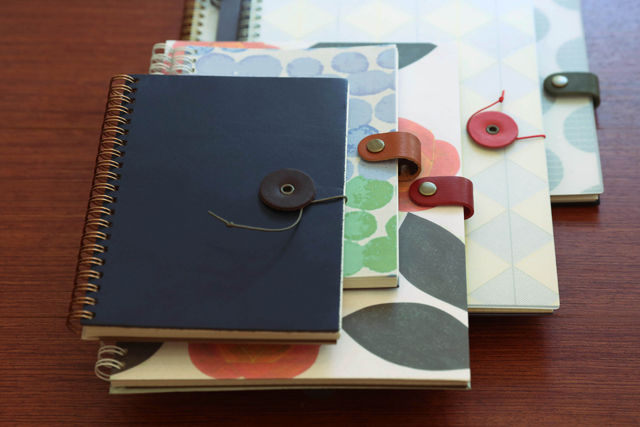 <4>自分だけのノートやレターセットで「書くことを楽しく」/カキモリ