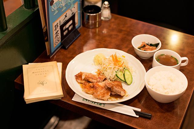 <51>モーニングに魚定食 昭和が香る喫茶店