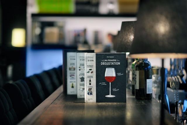 ワインのビジュアル本を、ゆっくりと。『ワインは楽しい!』ほか