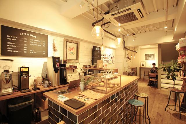 <6>世界各地のロースターとのつながり大切に/THE LOCAL COFFEE STAND