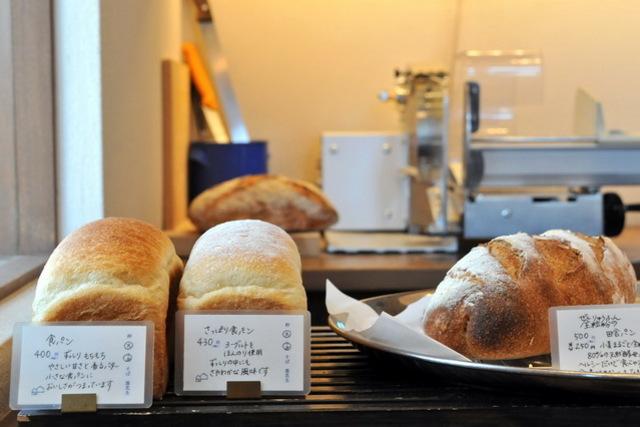 挽きたての地元小麦が香り立つ/いちかわ製パン店