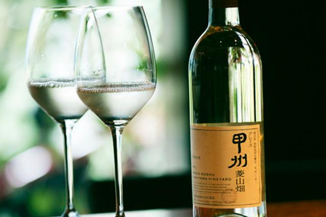 <24>手巻きずし。日本酒の前に飲むべき、やさしい日本男子 ~甲州