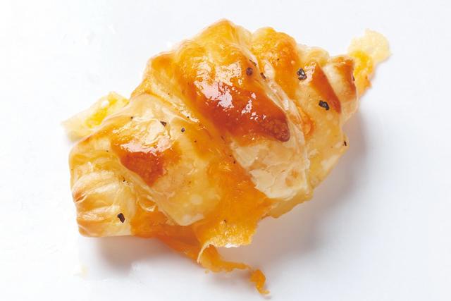 <6>パイシートで:トリプルチーズ