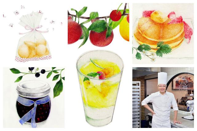 夏休みだから作りたい、辻口博啓さんのお菓子<こどもと作るスイーツ傑作選>
