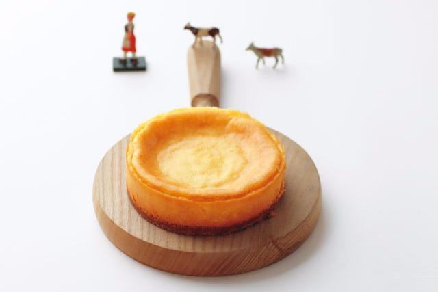 <1>ベイクドチーズケーキ