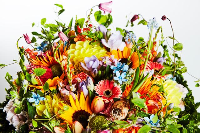 愛する妻へ はじめての花束を贈りたい