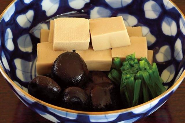 昭和ごはんは乾物が多い?