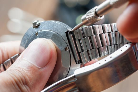 時計業界次のトレンド、容易に交換できるストラップ