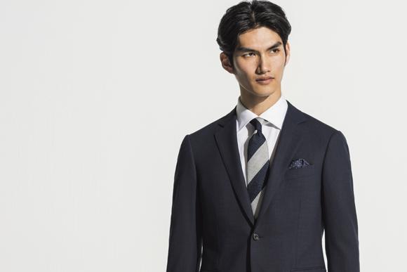 夏用のスーツ。賢いビジネスマンは何を選ぶのか?