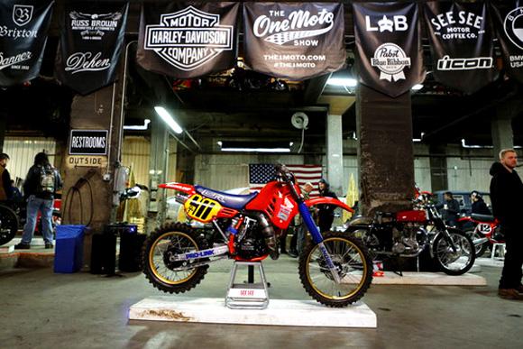 カスタムバイクショー「The One Moto Show」
