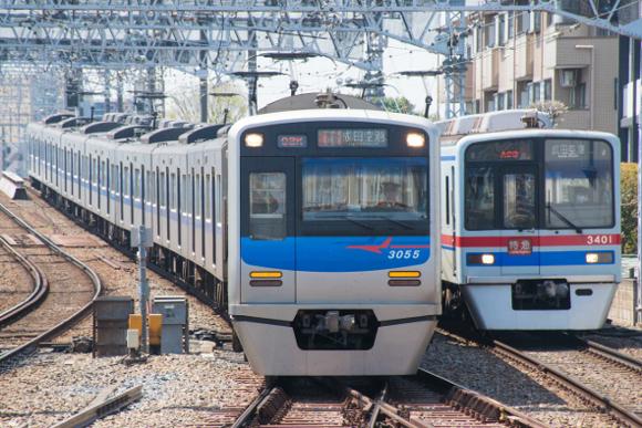 下町からニュータウン、空港まで 千葉を駆ける京成線