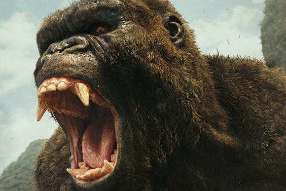 映画「キングコング 髑髏島の巨神」の試写会にご招待