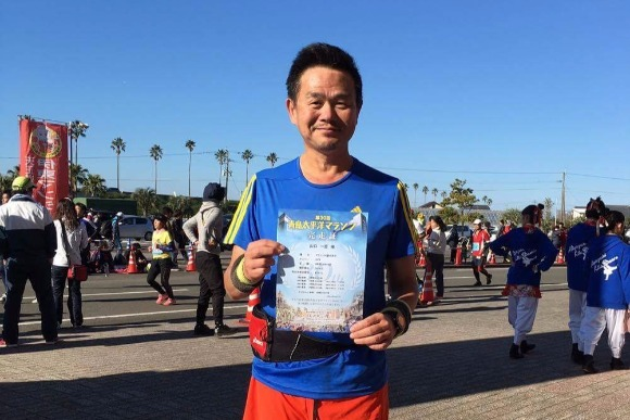 練習なしでマラソンに臨んだらどうなるか?