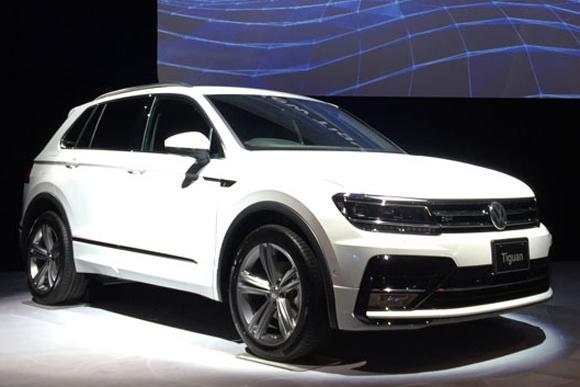VWが新SUV発売