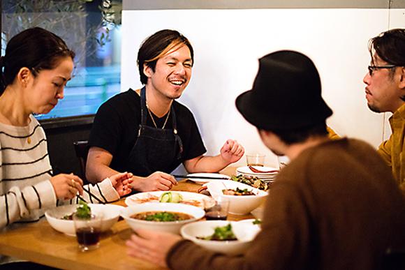 Dragon Ash櫻井誠さんに聞くオトコの四川料理