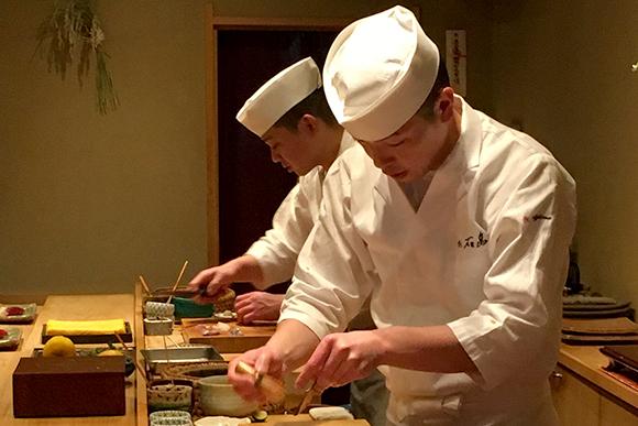手頃な価格で寿司の魅力を多くの人に伝える「鮨 石島」(東京・銀座)
