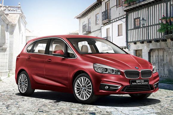 「BMW 2シリーズ アクティブツアラー」に充実装備の特別仕様車
