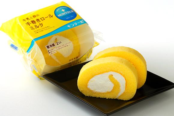 シンプルでおいしい「手巻きロール・ミルク」 鈴木光司さん